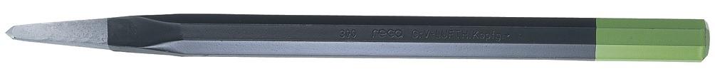 RECA Spitzmeissel 8kant Chrom-Vanadium 400 mm