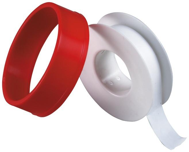 Gewindedichtband, weiß, Länge 12m, Breite 12 mm