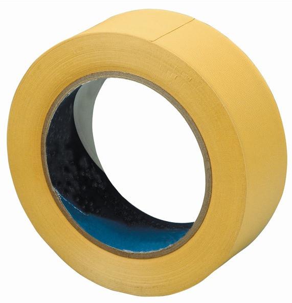 Bauklebeband 30 mm x 33 m quergerillt