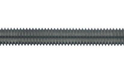 Gewindestangen M16 x 1,5 x 1000 mm DIN 976 Linksgewinde FKL 8.8 blank