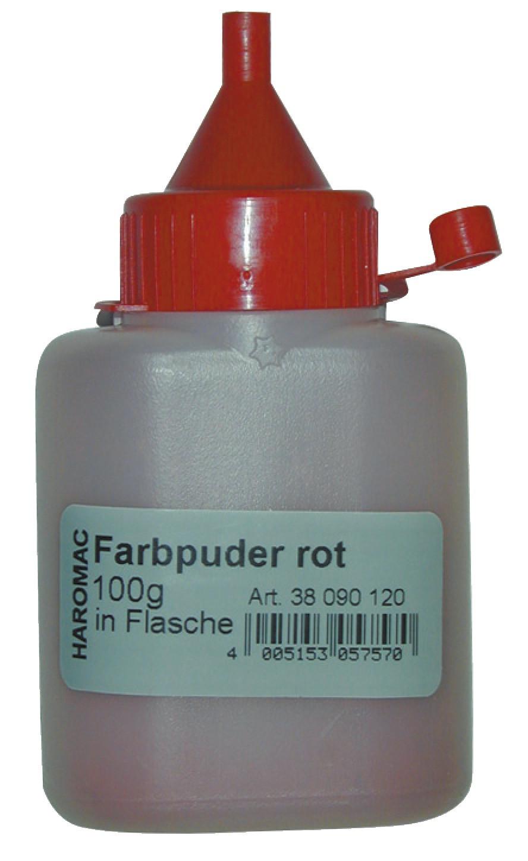 Markierungspuder rot 100 g
