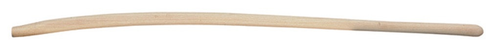 Schaufelstiel, gebogen, ØxL mm: 38 x 1300
