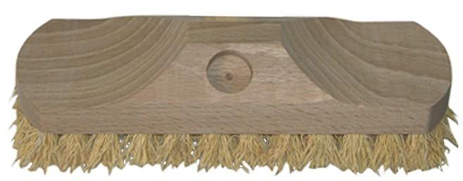 Schrubber 22,5 cm Synthetik Reiswurzel