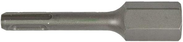 Adapter für Rührstäbe Aufnahme vonSDS plus / zu M 14 Aussengewinde auf Rührstab