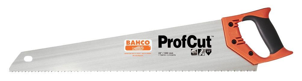 BAHCO Fuchsschwanz Prof Cut 400 mm Mittel