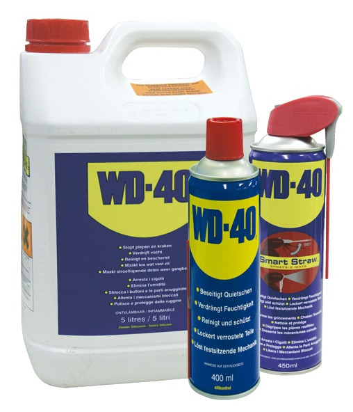 Mehrzweck Spray WD-40 400 ml Dose