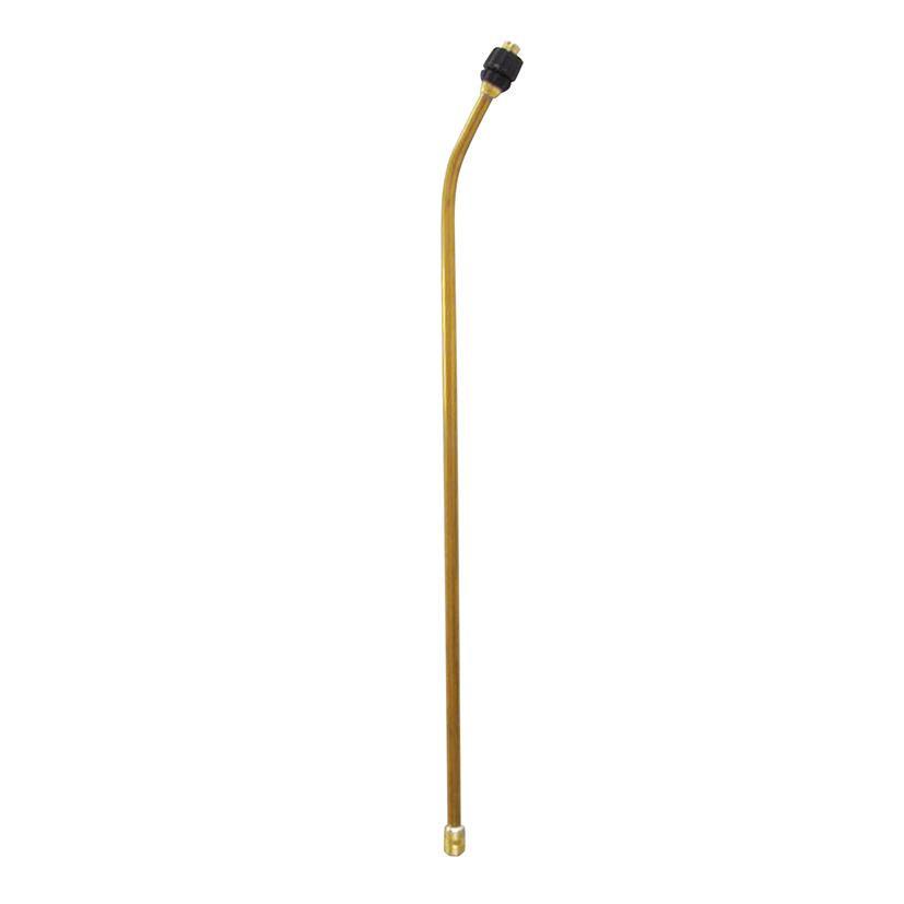 MESTO Spritzrohr 50 cm mit Düse für Schalölspritze