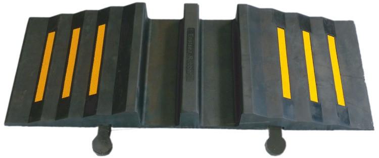 Schlauchbrücke aus Gummi für Schlauch bis 90 mm