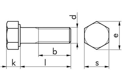 SHR-6KT-D931-8.8U-tZn-M10X60