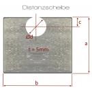 MTH-PODL-DISTANZ+5MM-ST235-A2K-D14
